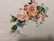 Чайные розы. Отчет 12.09.2019