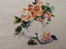 Чайные розы. Отчет 26.10.2019